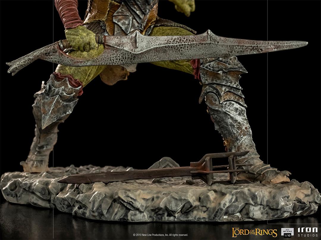 Link a Iron Studios 3 statue per gli Orchetti da Il Signore degli Anelli – (17)