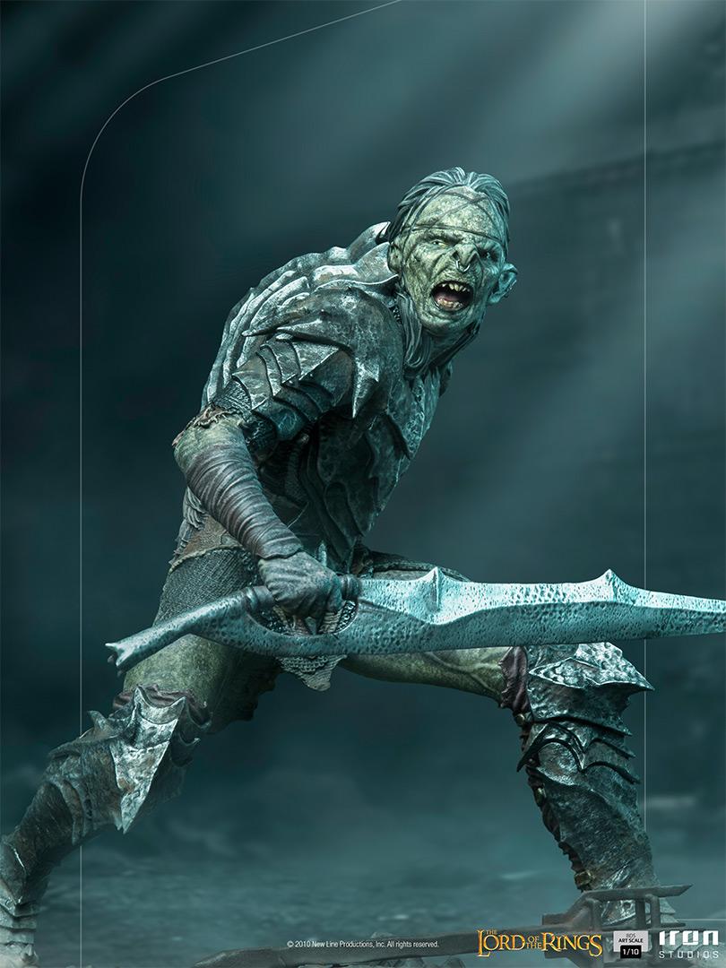 Link a Iron Studios 3 statue per gli Orchetti da Il Signore degli Anelli – (19)