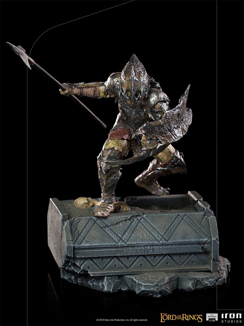 Link a Iron Studios 3 statue per gli Orchetti da Il Signore degli Anelli – (2)