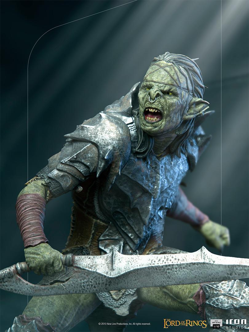 Link a Iron Studios 3 statue per gli Orchetti da Il Signore degli Anelli – (20)