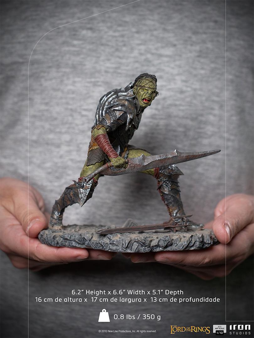 Link a Iron Studios 3 statue per gli Orchetti da Il Signore degli Anelli – (21)