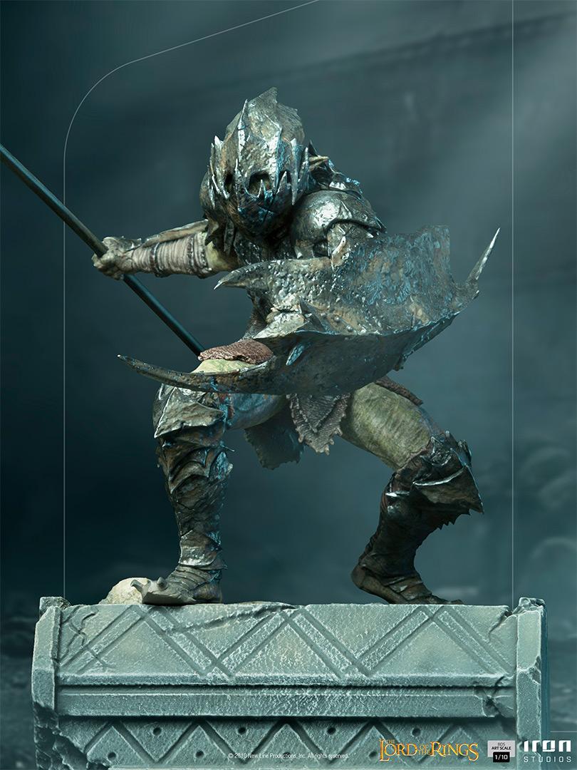 Link a Iron Studios 3 statue per gli Orchetti da Il Signore degli Anelli – (3)