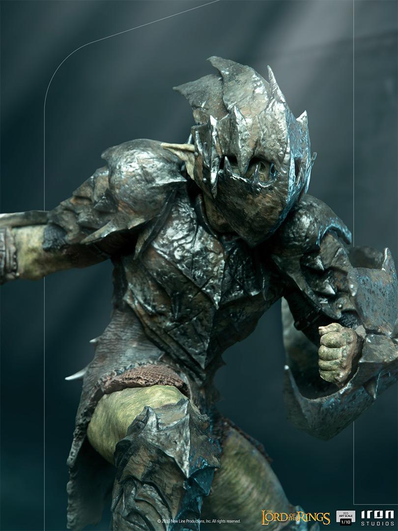 Link a Iron Studios 3 statue per gli Orchetti da Il Signore degli Anelli – (4)