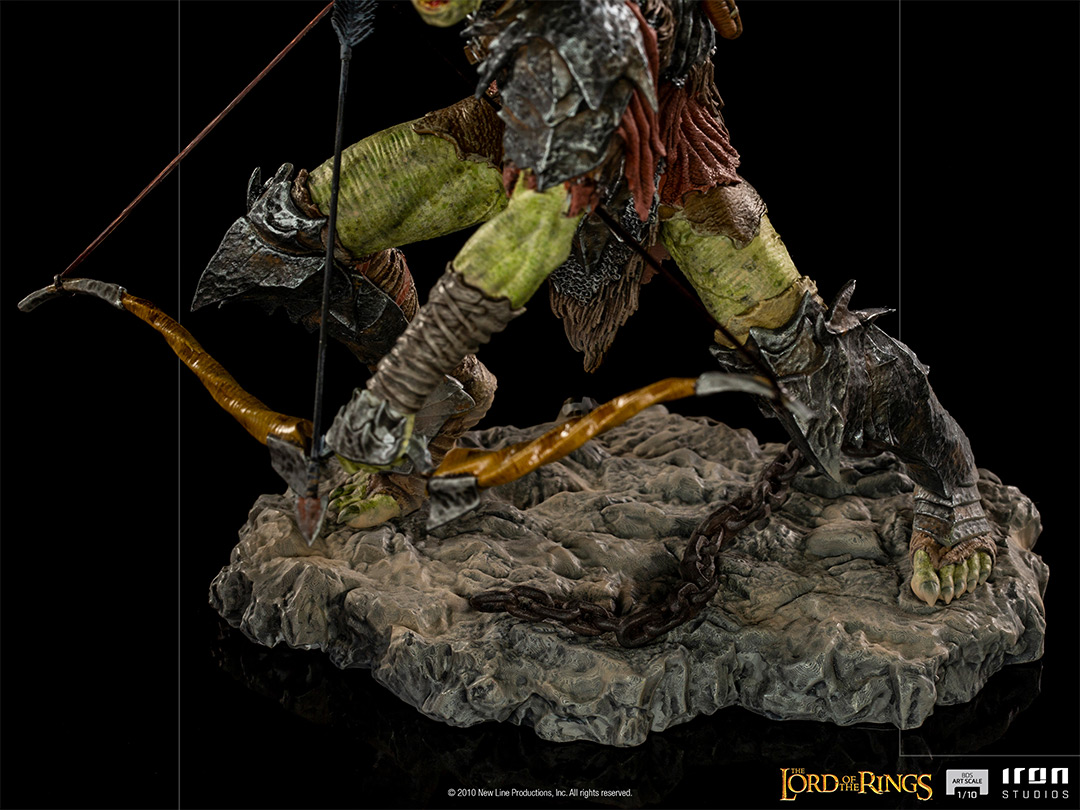 Link a Iron Studios 3 statue per gli Orchetti da Il Signore degli Anelli – (9)