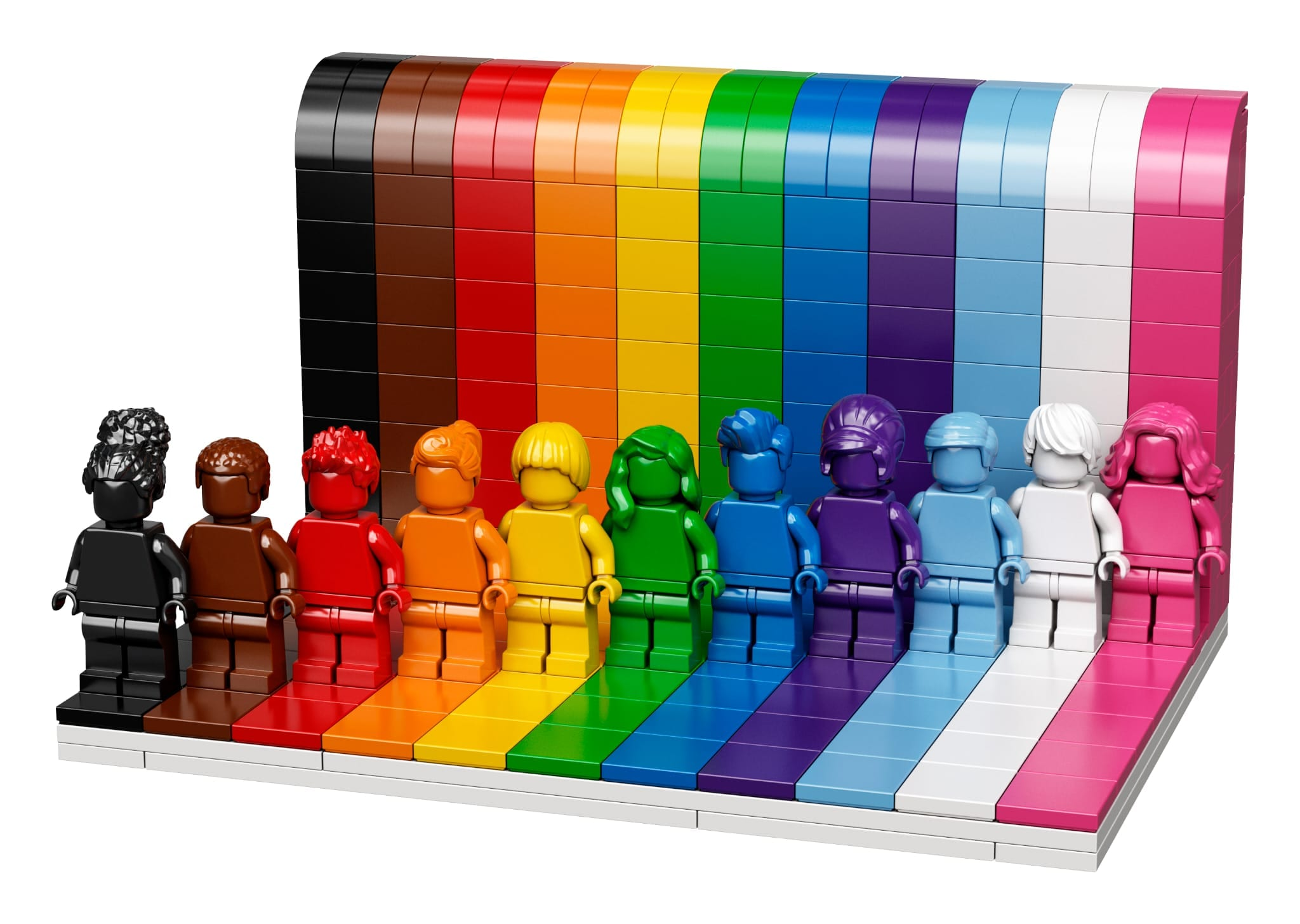 Link a LEGO Everyone is Awesome Il set 40516 celebra il Pride Month – (16)