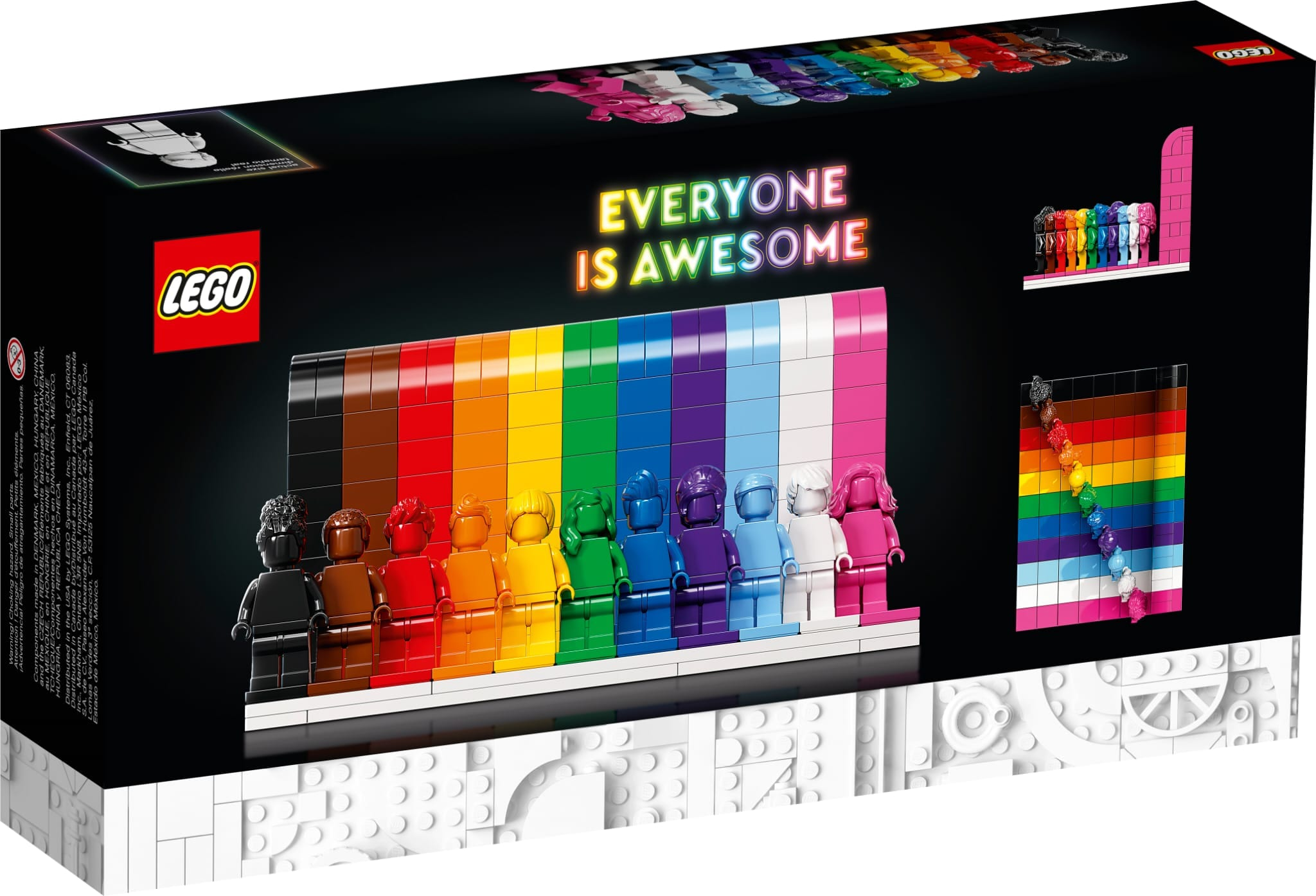 Link a LEGO Everyone is Awesome Il set 40516 celebra il Pride Month – (19)