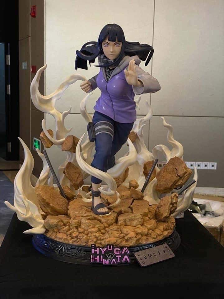 Link a Naruto la statua di Hinata Hyuga da Iron Kite Studio – (10)