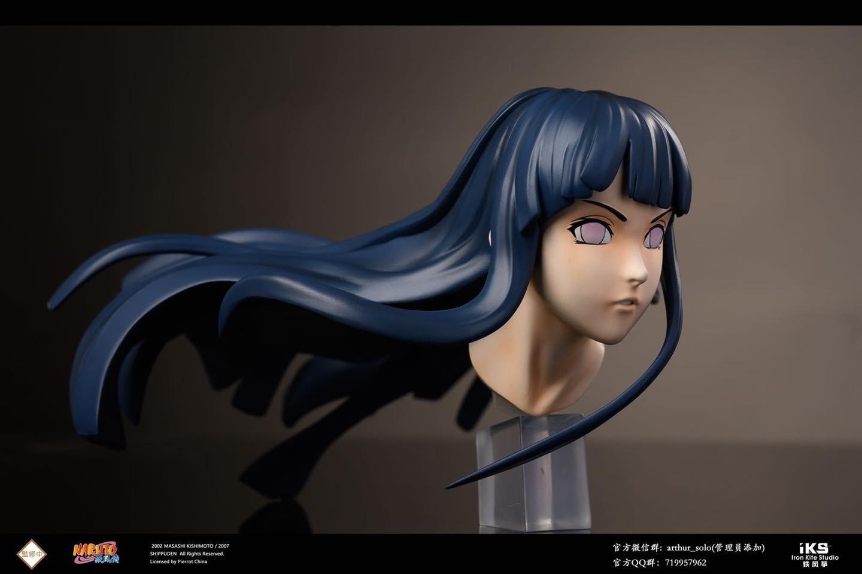 Link a Naruto la statua di Hinata Hyuga da Iron Kite Studio – (14)