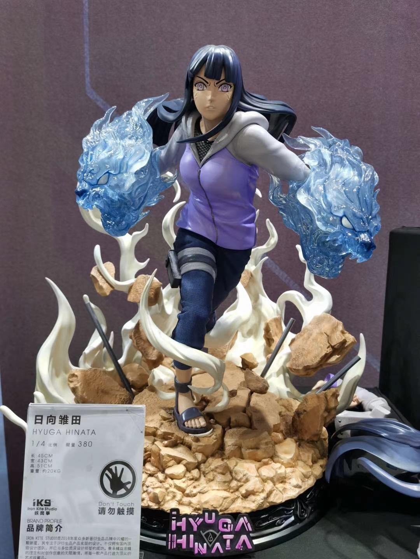 Link a Naruto la statua di Hinata Hyuga da Iron Kite Studio – (7)