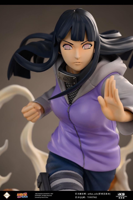 Link a Naruto la statua di Hinata Hyuga da Iron Kite Studio – (8)