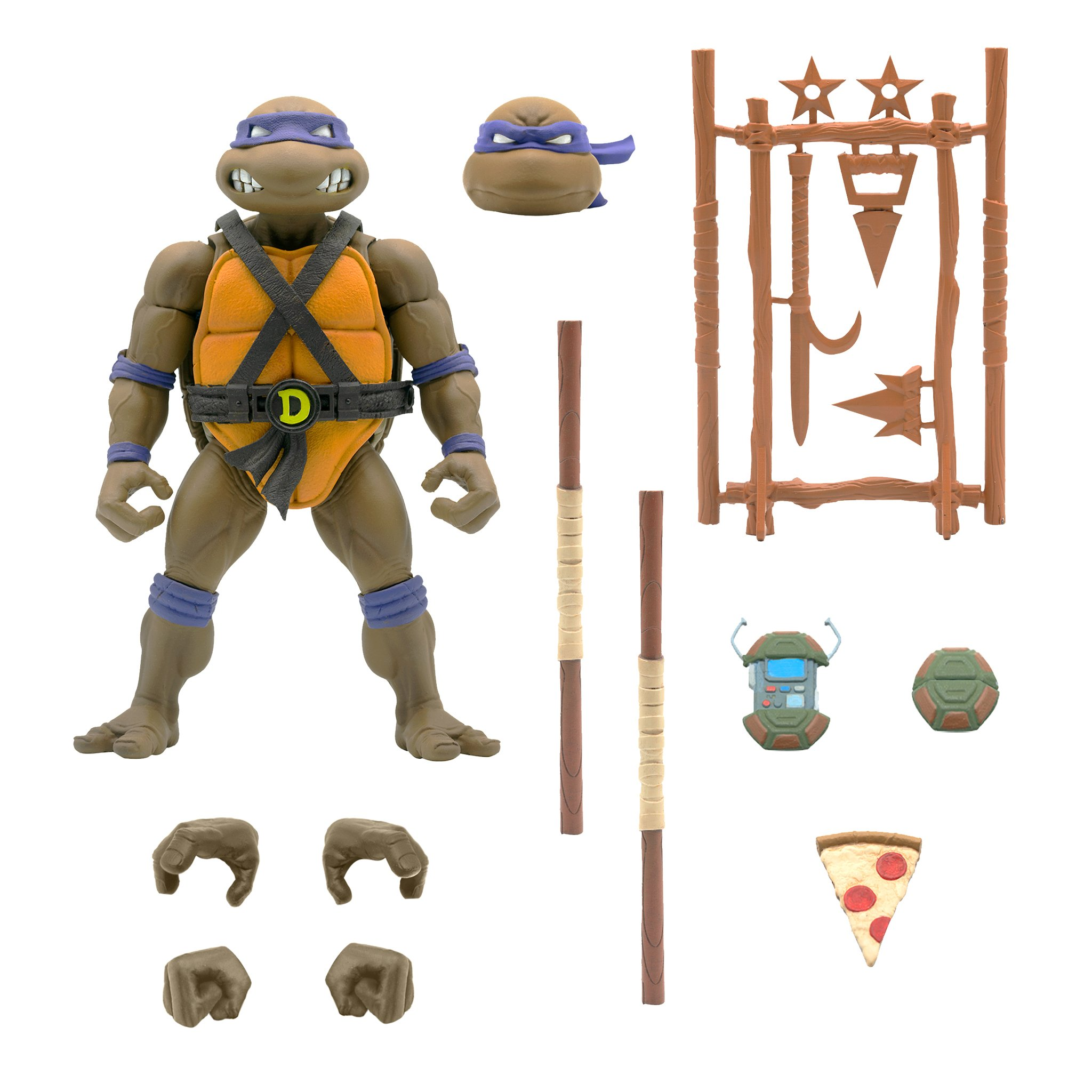 Link a Super7 tornano in produzione le figure delle Tartarughe Ninja – (1)