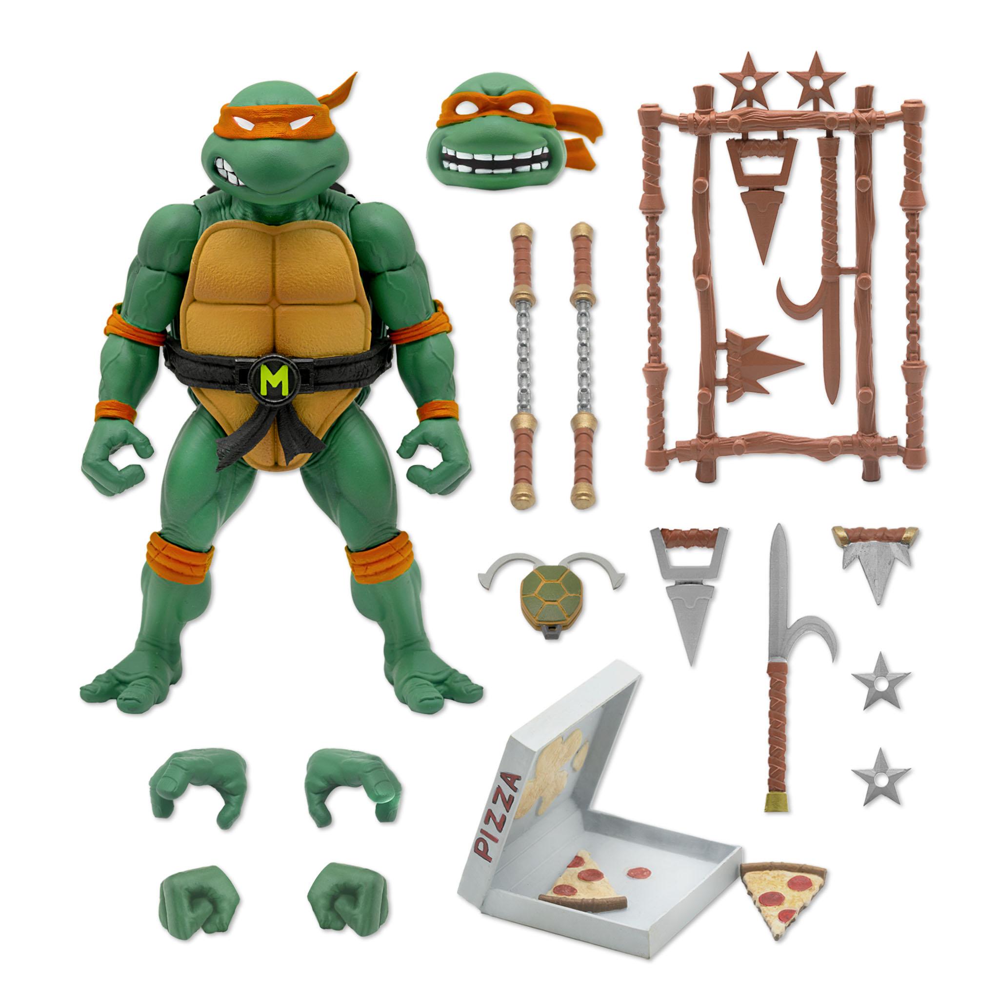Link a Super7 tornano in produzione le figure delle Tartarughe Ninja – (2)