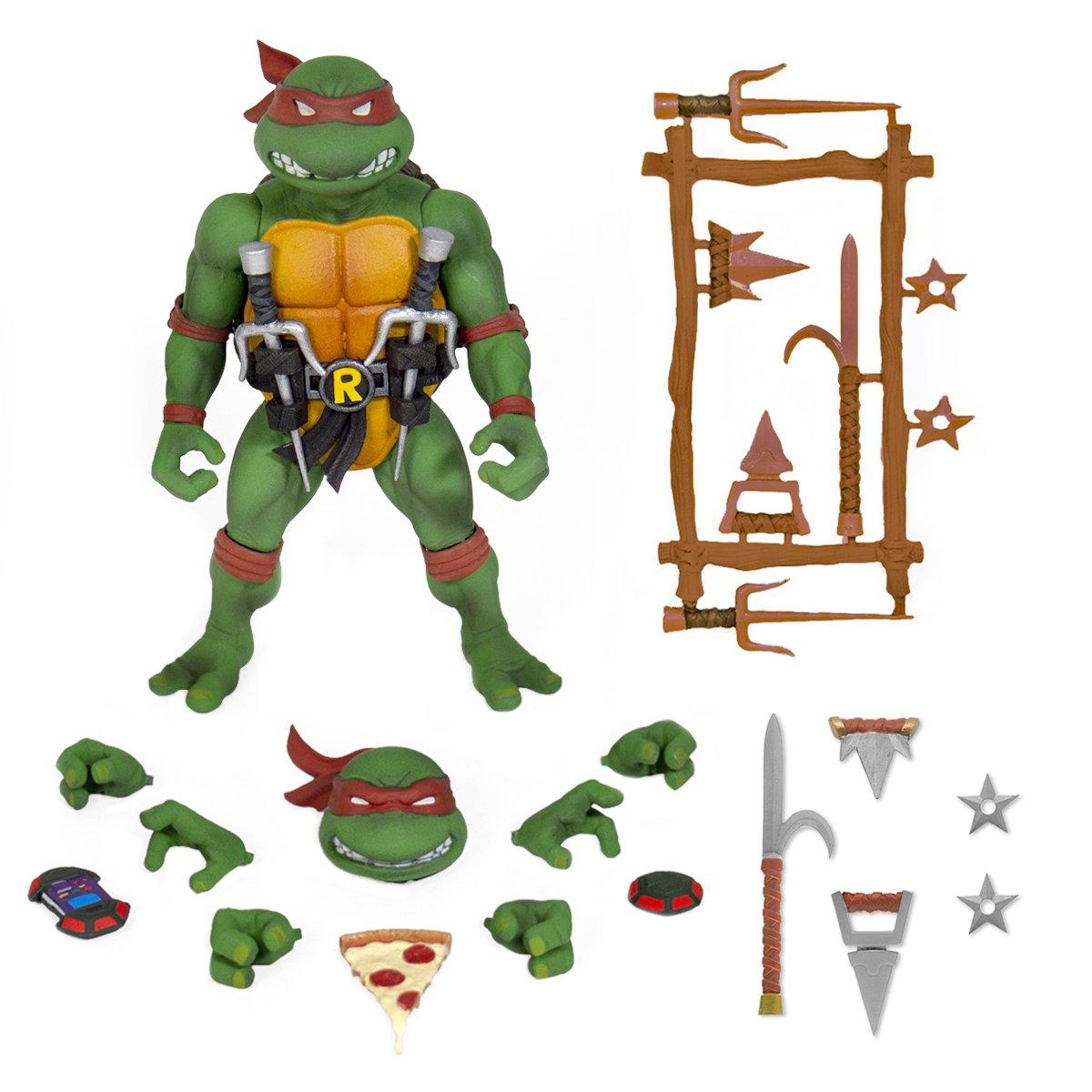 Link a Super7 tornano in produzione le figure delle Tartarughe Ninja – (3)