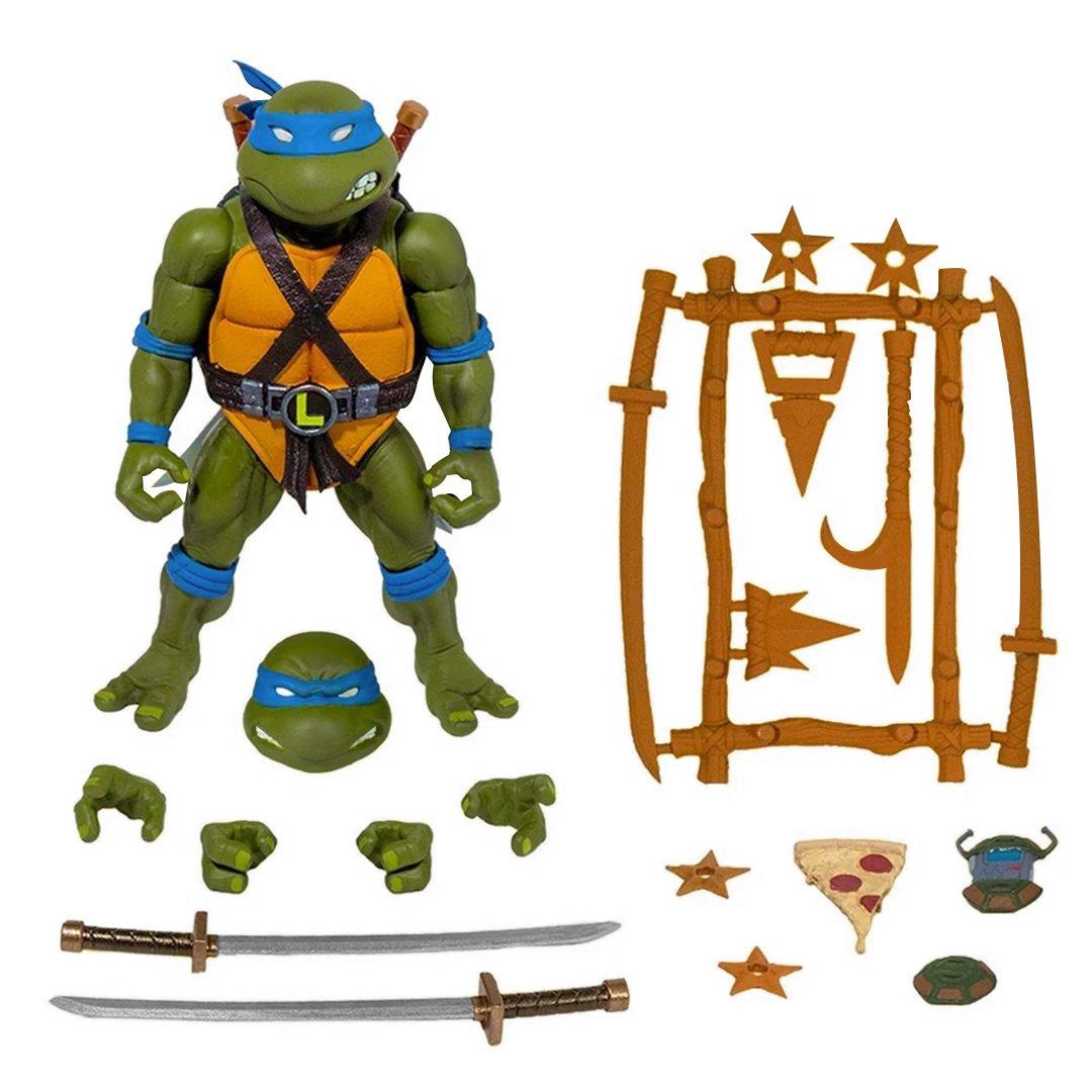 Link a Super7 tornano in produzione le figure delle Tartarughe Ninja – (4)
