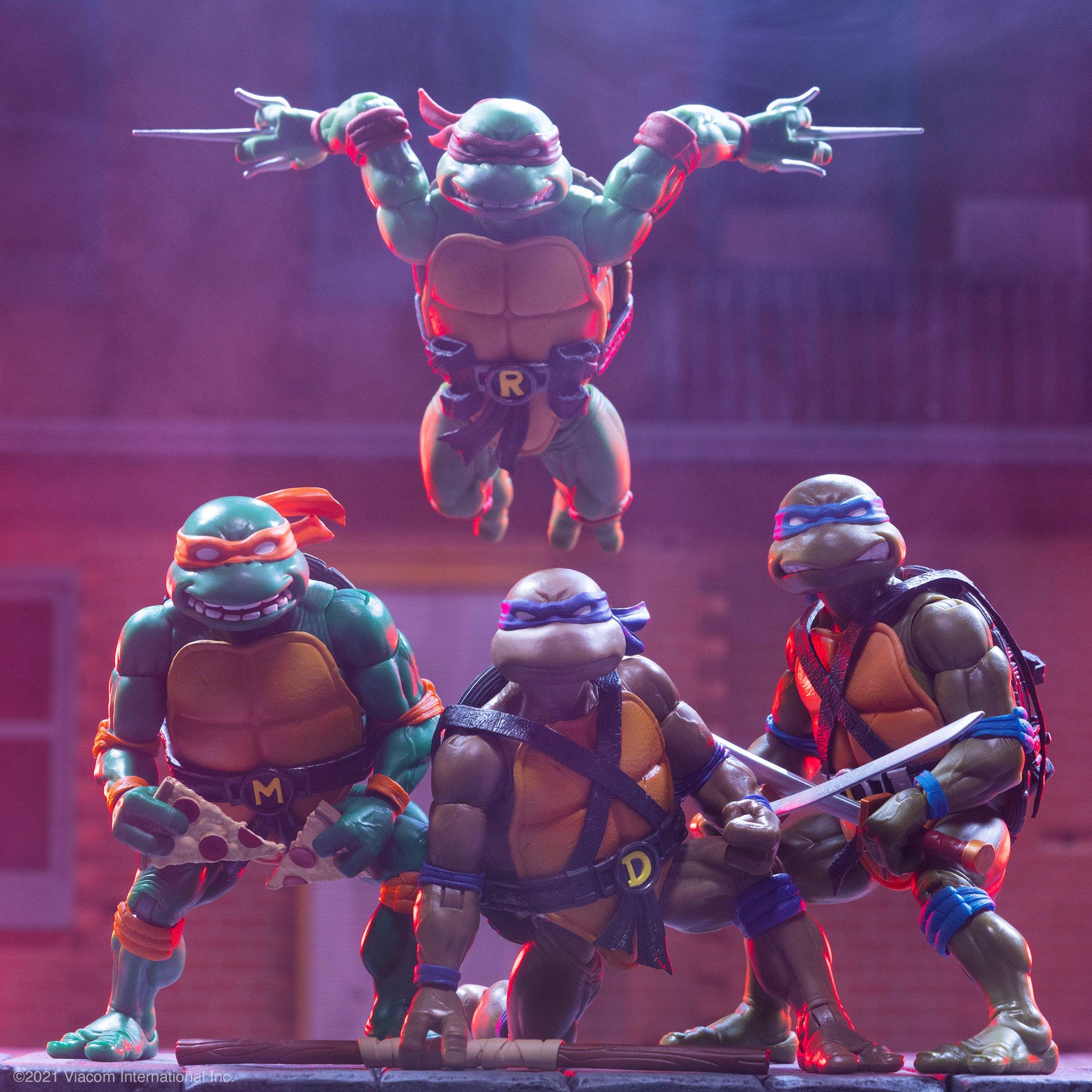Link a Super7 tornano in produzione le figure delle Tartarughe Ninja – (5)