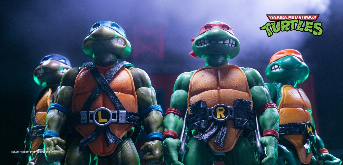 Link a Super7 tornano in produzione le figure delle Tartarughe Ninja – (6)