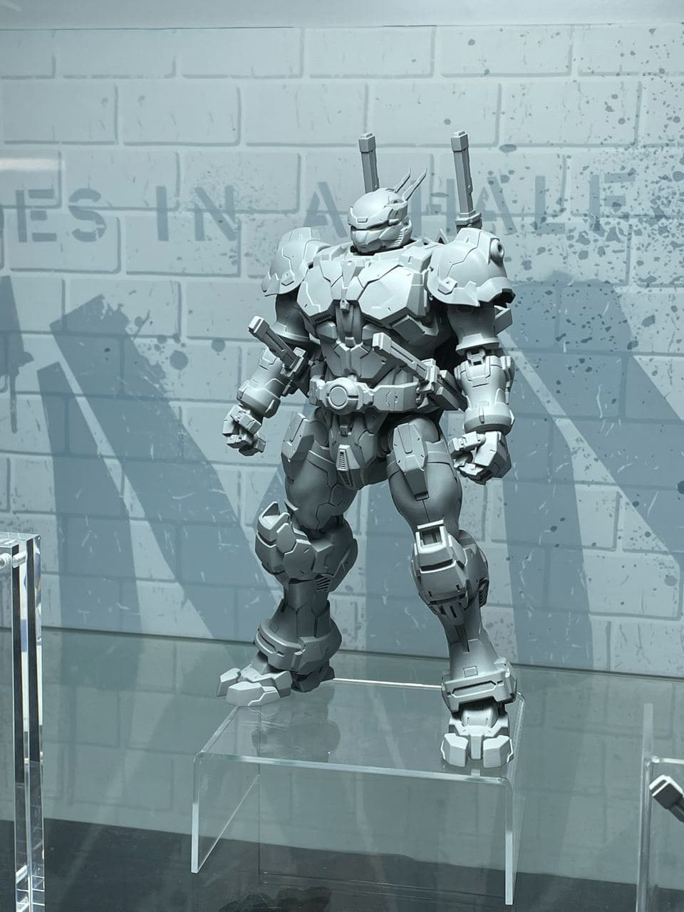 Link a Teenage Mutant Ninja Turtles prototipo per le Turtles robotiche di Heat Boys x Snap Desing – (2)