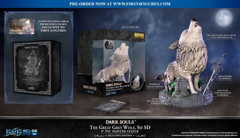 Link a F4F-Dark-Souls-Great-Grey-Wolf-Statue-EX-001