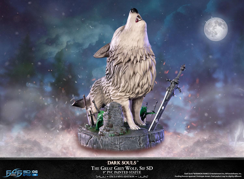Link a F4F-Dark-Souls-Great-Grey-Wolf-Statue-EX-002