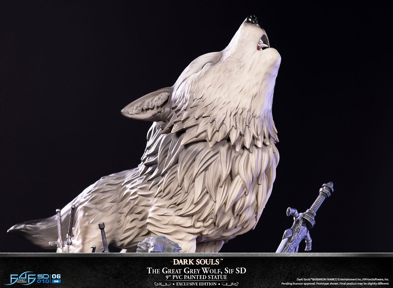 Link a F4F-Dark-Souls-Great-Grey-Wolf-Statue-EX-003