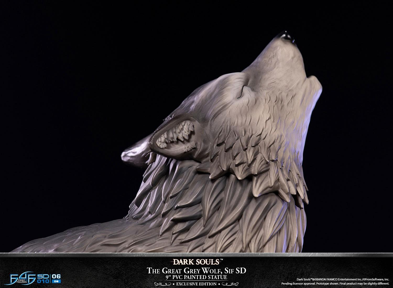 Link a F4F-Dark-Souls-Great-Grey-Wolf-Statue-EX-005