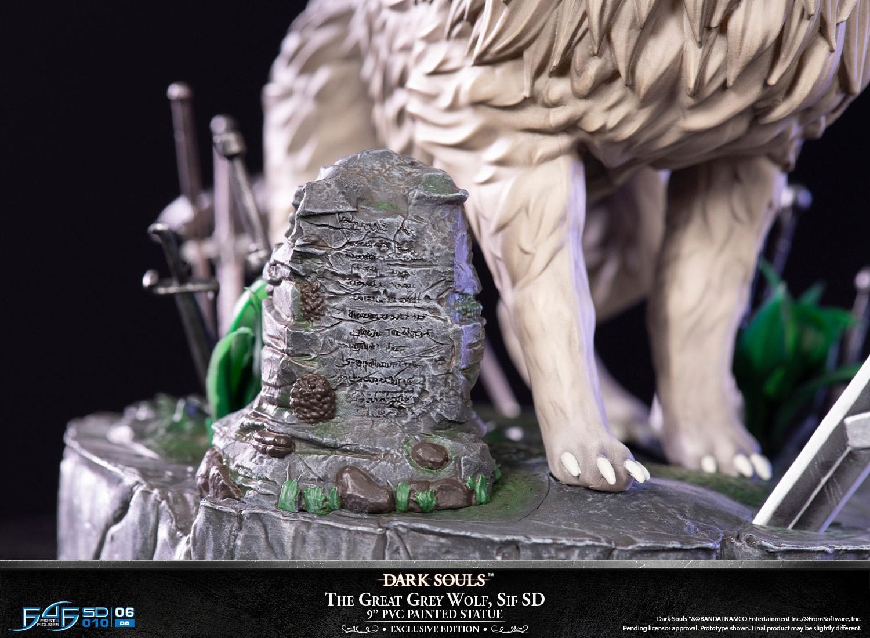 Link a F4F-Dark-Souls-Great-Grey-Wolf-Statue-EX-006