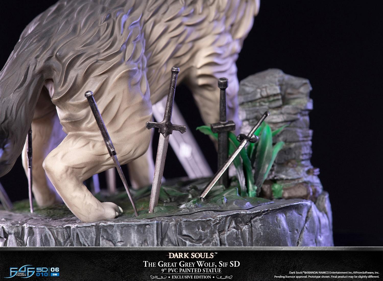 Link a F4F-Dark-Souls-Great-Grey-Wolf-Statue-EX-007