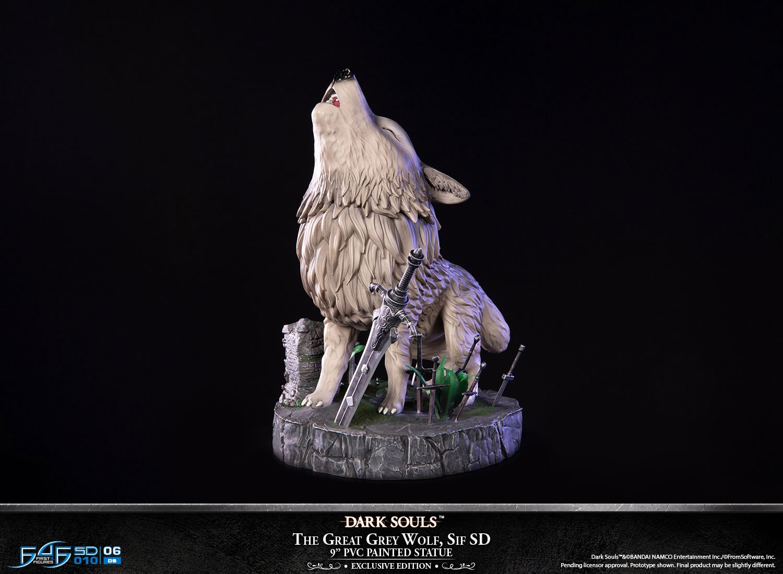 Link a F4F-Dark-Souls-Great-Grey-Wolf-Statue-EX-009