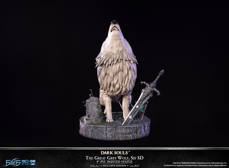 Link a F4F-Dark-Souls-Great-Grey-Wolf-Statue-EX-010
