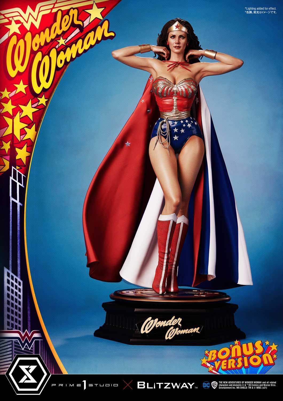 Link a La Wonder Woman di Lynda Carter nella splendida statua di Prime 1 Studio – (11)