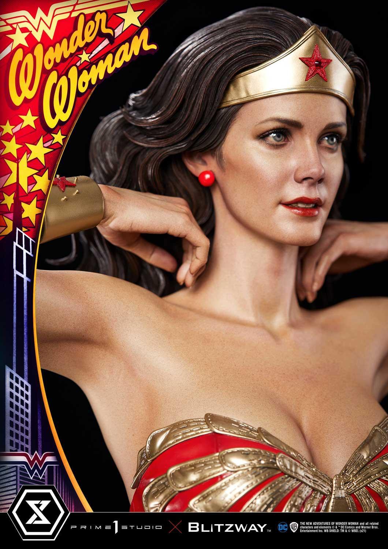 Link a La Wonder Woman di Lynda Carter nella splendida statua di Prime 1 Studio – (12)