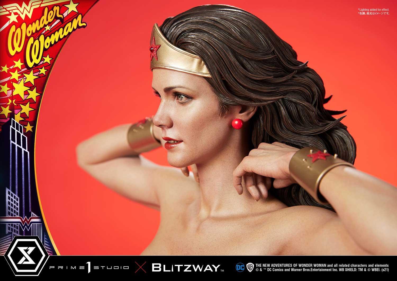 Link a La Wonder Woman di Lynda Carter nella splendida statua di Prime 1 Studio – (13)