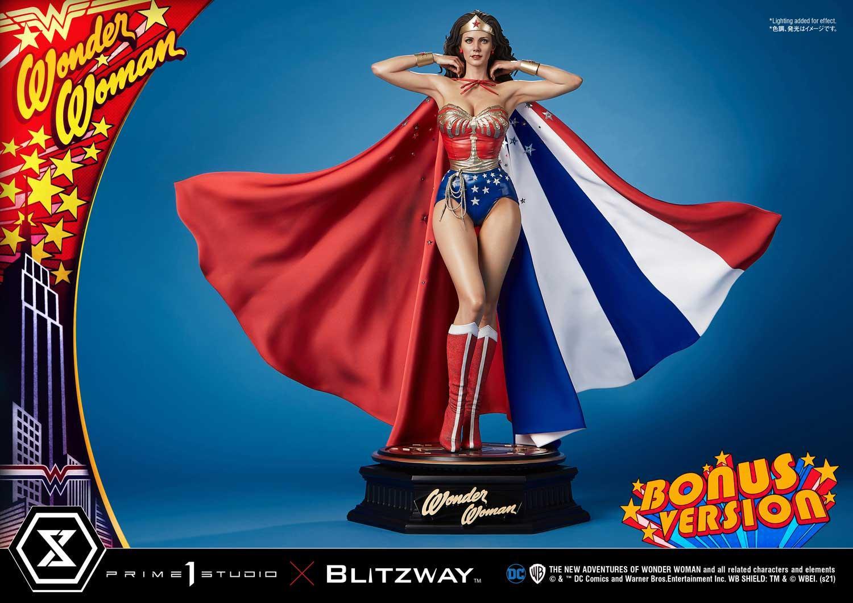 Link a La Wonder Woman di Lynda Carter nella splendida statua di Prime 1 Studio – (15)