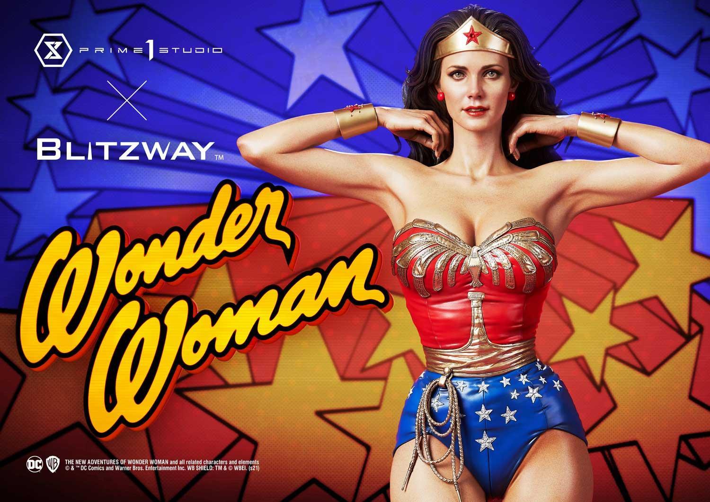 Link a La Wonder Woman di Lynda Carter nella splendida statua di Prime 1 Studio – (16)