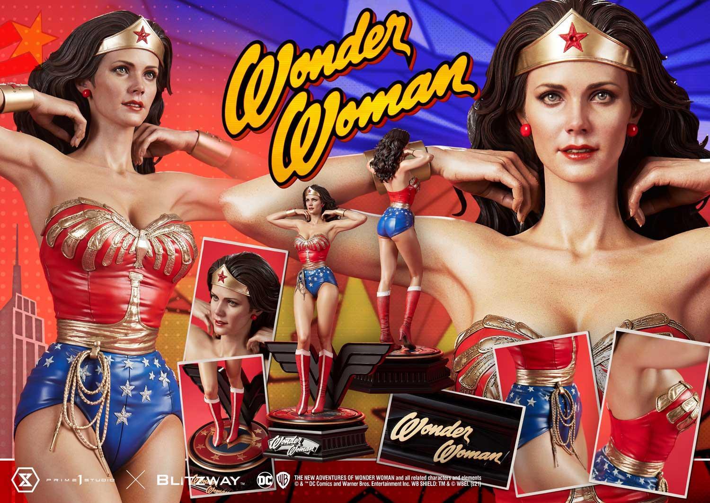 Link a La Wonder Woman di Lynda Carter nella splendida statua di Prime 1 Studio – (5)