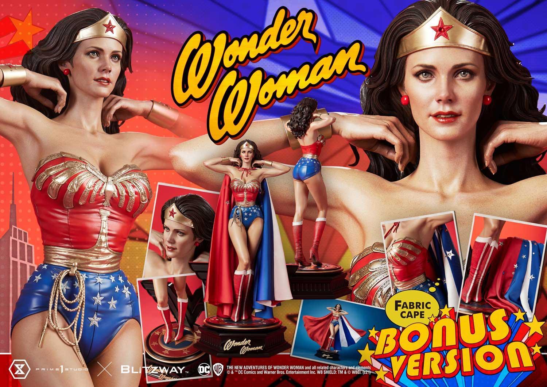 Link a La Wonder Woman di Lynda Carter nella splendida statua di Prime 1 Studio – (6)