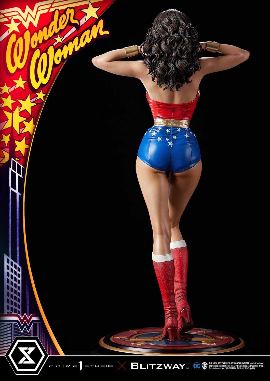 Link a La Wonder Woman di Lynda Carter nella splendida statua di Prime 1 Studio – (9)