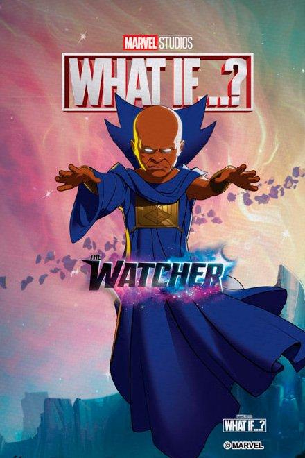 Link a Marvel's What if… Nuovi poster dei personaggi dalla serie animata Disney+ – (1)