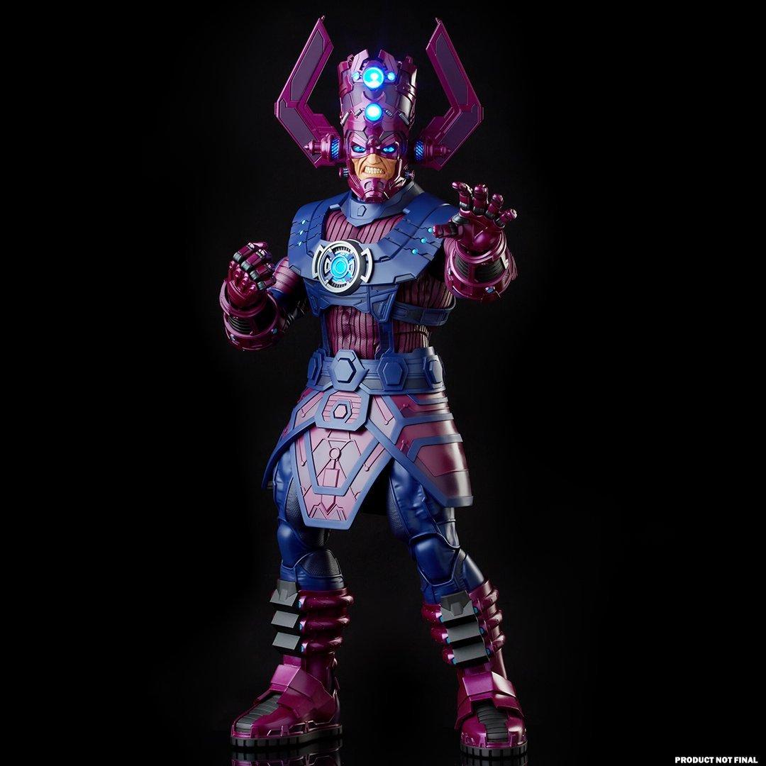 Link a Hasbro un'action-figure di Galactus alta 81 cm – (12)