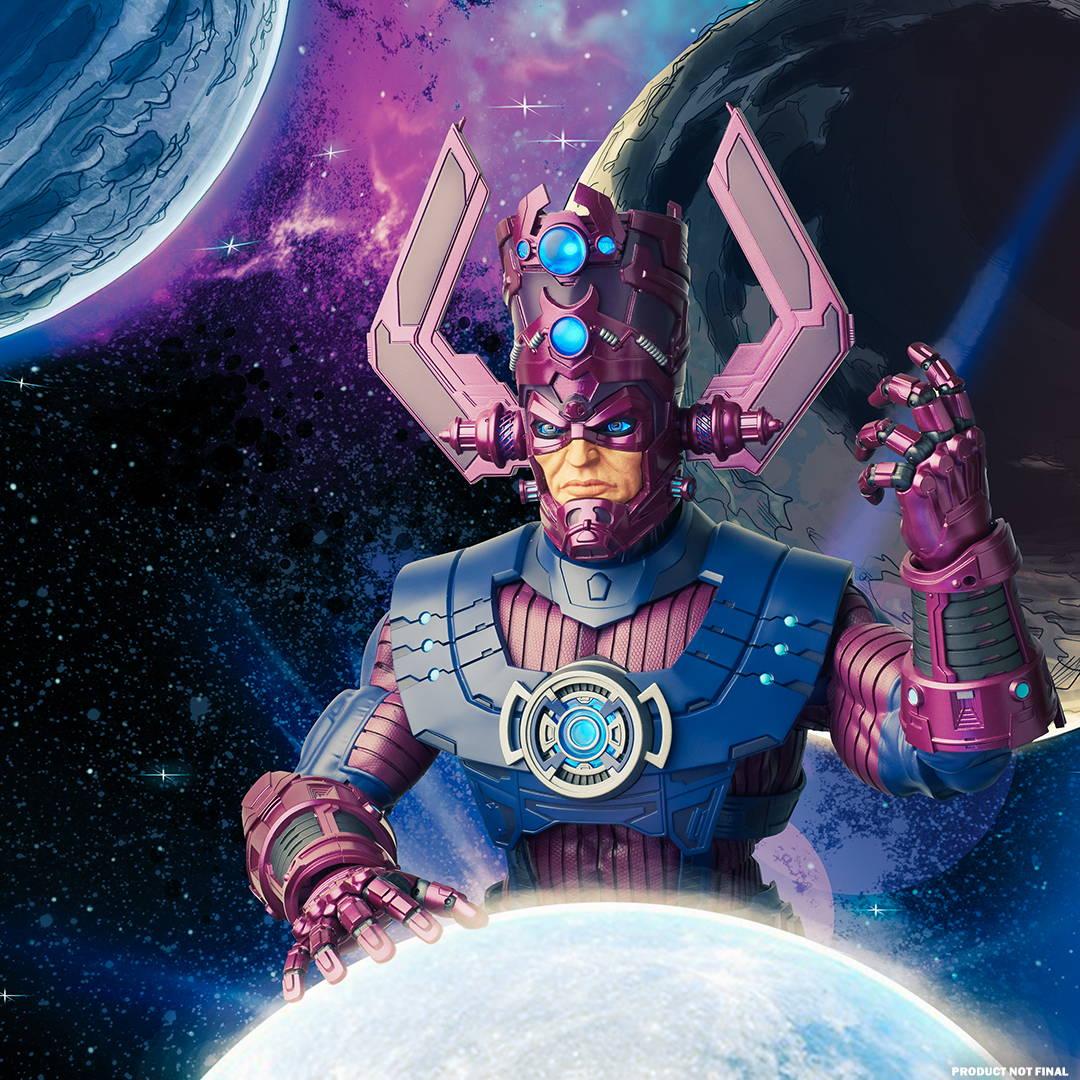 Link a Hasbro un'action-figure di Galactus alta 81 cm – (20)