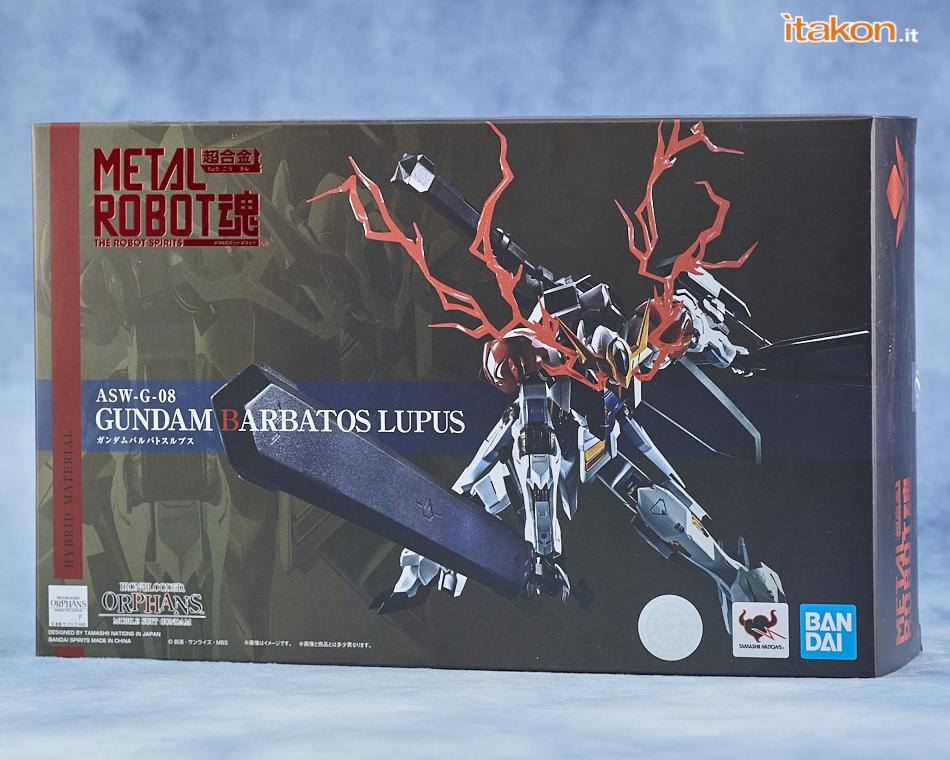 Link a Metal Robot1834